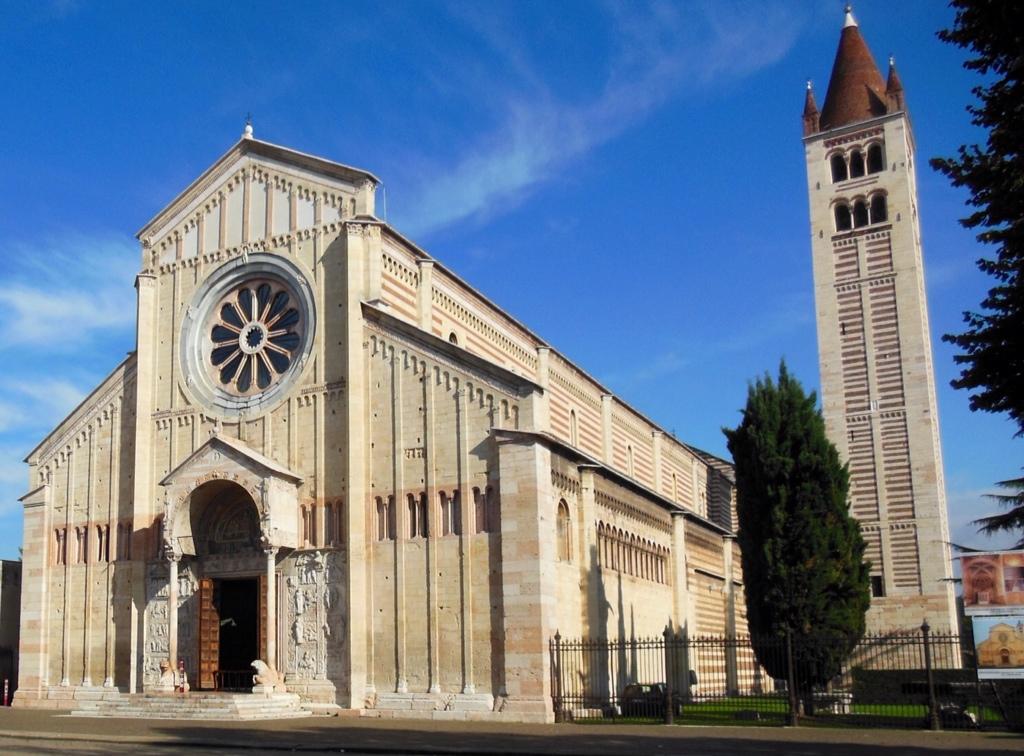 provincia di verona  Basílica de San Zenón